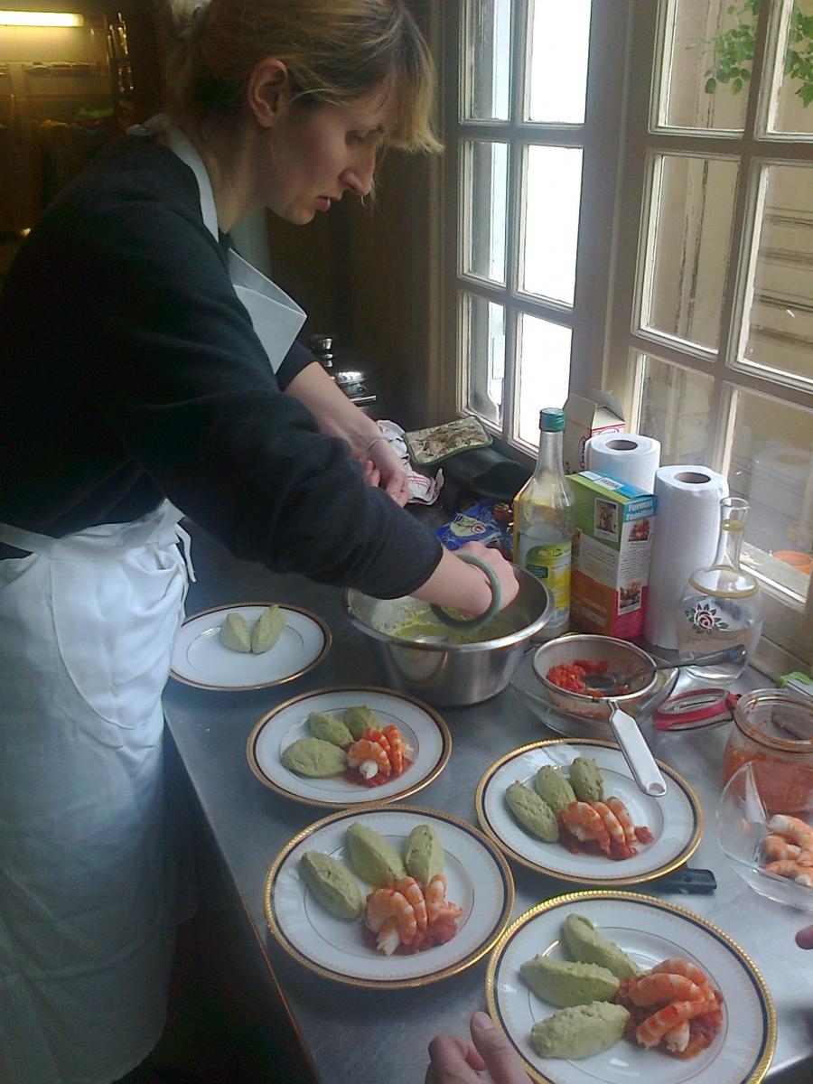 Apprenez à cuisiner avec Jacques