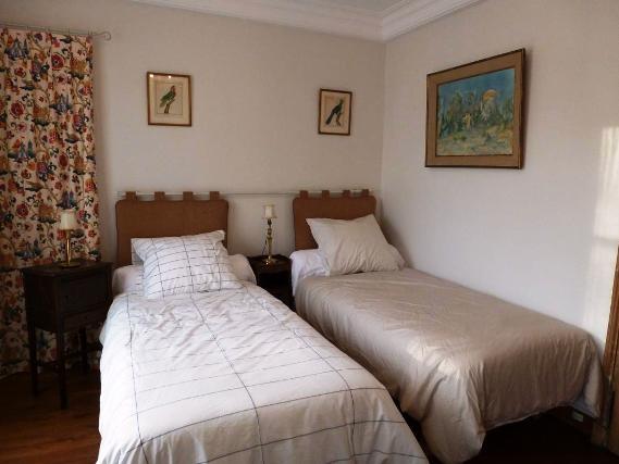 La maison de Chatou, chambre d'hôte